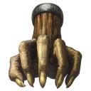 Severed Hand.