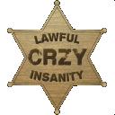 Lawful Insanity