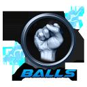 Great Blue Balls of Fire
